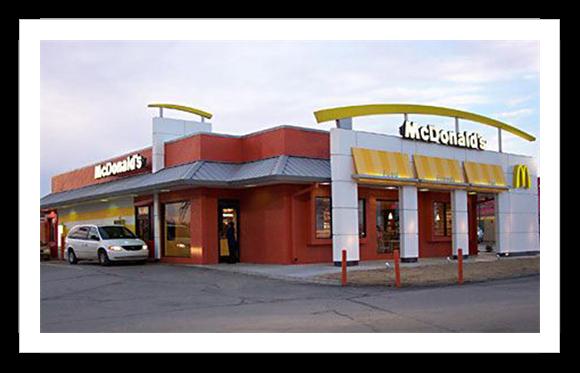 Mcdonald S Burger King Amp Chili S Going Green Un Peu