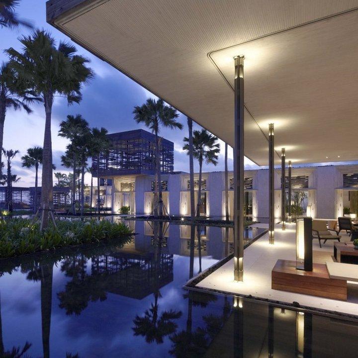 Alila Villas Uluwatu In Bali Hotel Design Design