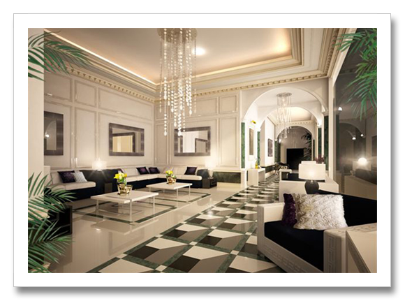 Versace Home Designs Tower Interiors