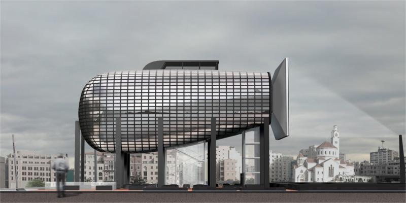 Lebanese Architect Bernard Khoury Keeps Walking Un Peu