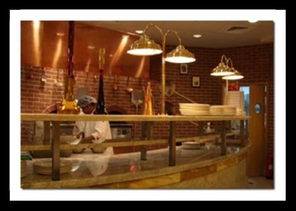 Pizza anyone restaurant design un peu de kil shi - Authentic concepts kitchen bath design ...