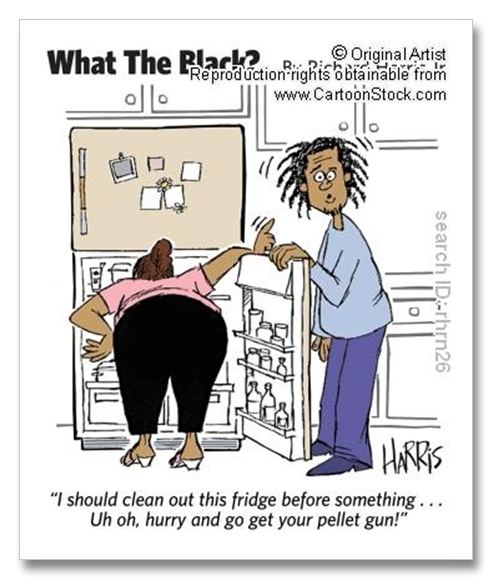 how to keep the office fridge clean
