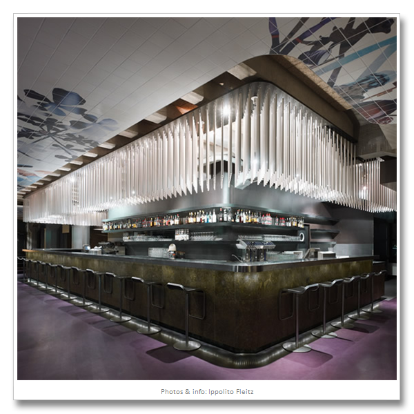 Great Mash By Ippolito Fleitz | Restaurant By Day Club By Night Images